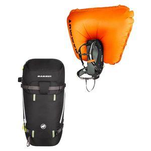 Lavínový batoh Mammut Light Removable Airbag 3.0 30l 2020 Graphite vyobraziť