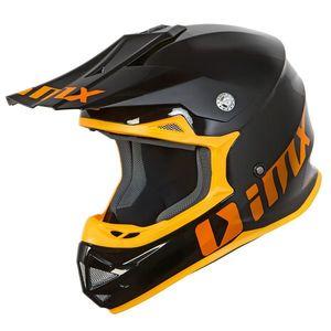 Motokrosová helma iMX FMX-01 Play Black/Orange - XXL (63-64) vyobraziť