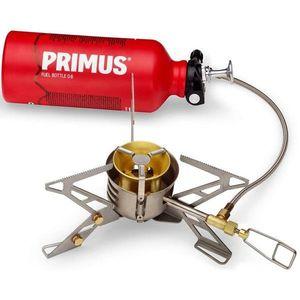 Varič Primus OmniFuel II s palivovou fľašou Bottle & Pouch 0.6l vyobraziť