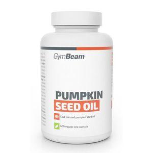 Pumpkin Seed Oil - GymBeam 90 kaps. vyobraziť