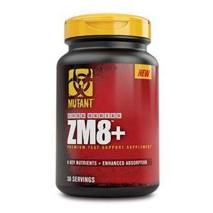 Mutant ZM8 plus - PVL 90 kaps. vyobraziť