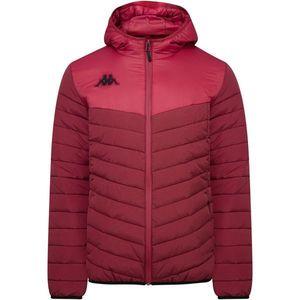 Kappa 4 SOCCER DOCCIO červená XL - Pánska zimná bunda vyobraziť