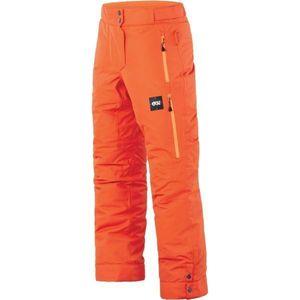 Picture MIST oranžová 10 - Detské zimné nohavice vyobraziť
