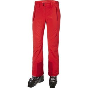 Helly Hansen ALPHELIA PANT W červená M - Dámske lyžiarske nohavice vyobraziť