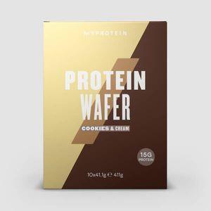 Proteínová Oblátka - Cookies & Cream vyobraziť
