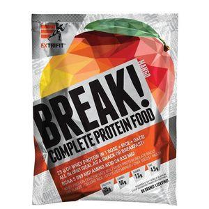 Break! Complete Protein Food - Extrifit 90 g Blueberry vyobraziť