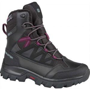 Salomon CHALTEN TS CSWP W čierna 5.5 - Dámska zimná obuv vyobraziť