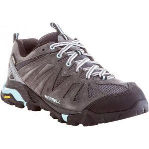 Merrell CAPRA GTX šedá 4 - Dámske outdoorové topánky vyobraziť