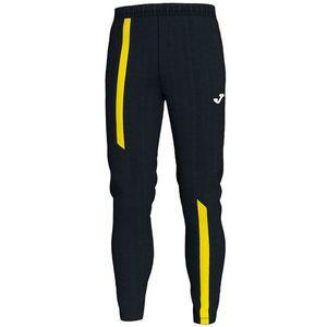 LONG PANTS SUPERNOVA BLACK-YELLOW čierna-žltá XL vyobraziť