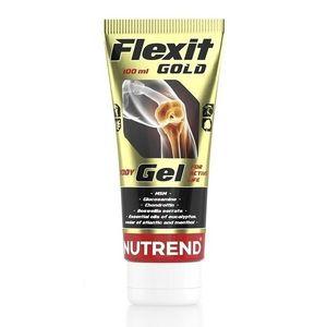 Flexit Gold Gel - Nutrend 100 ml. vyobraziť