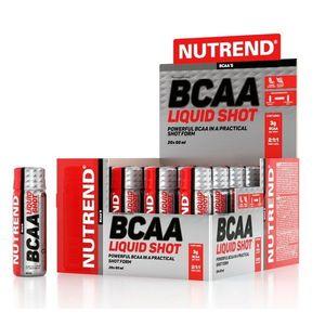 BCAA Liquid Shot - Nutrend 20 x 60 ml. vyobraziť