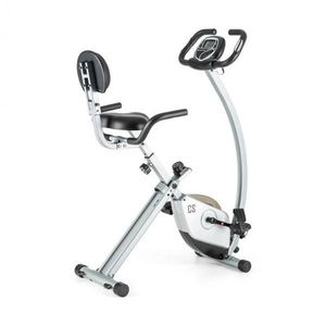 Capital Sports Trajector, bicykel – domáci trenažér, X-bike, opierka chrbta, držiak sedadla, skladací, 110 kg vyobraziť