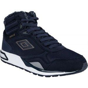 Umbro REDHILL HIGH W PROOF tmavo modrá 8.5 - Pánska voľnočasová obuv vyobraziť
