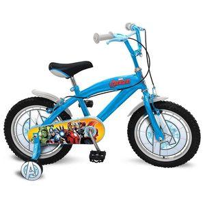 "Detský bicykel Avengers Bike 16"" - model 2021 vyobraziť"