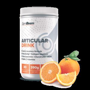 GymBeam Articular Drink 390 g pomaranč vyobraziť