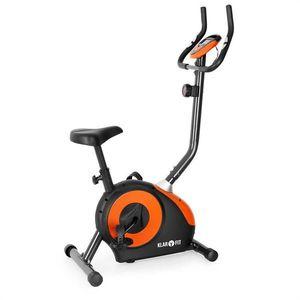 KLARFIT Mobi FX 250, domáci cyklotrenažér, ergometer, 100 kg vyobraziť