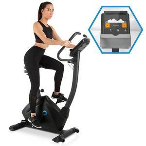 Capital Sports Evo Track, kardio bicykel, domáci trenažér, bluetooth, aplikácia, 15 kg zotrvačník vyobraziť