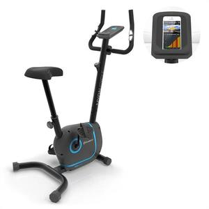 KLARFIT Myon Cycle, domáci trenažér, 12 kg zotrvačná hmotnosť, SmartCardio Studio, čierny vyobraziť