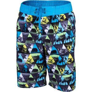Aress ABOT-A modrá 128-134 - Chlapčenské šortky vyobraziť
