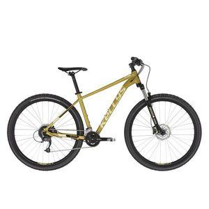"""Horský bicykel KELLYS SPIDER 70 29"""" - model 2021 Black - XL (22"""") - Záruka 10 rokov vyobraziť"""