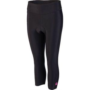 Arcore AMANDA čierna XL - Dámske 3/4 cyklistické nohavice vyobraziť