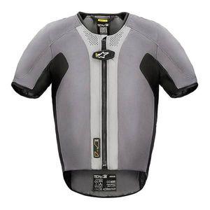 Airbagová vesta Alpinestars Tech-Air® 5 Airbag System šedo-čierna - 4XL vyobraziť