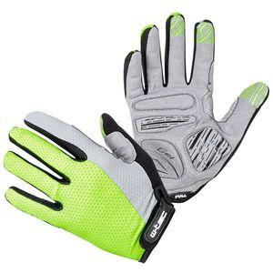 Motokrosové rukavice W-TEC Vilasar fluo oranžová - 3XL vyobraziť