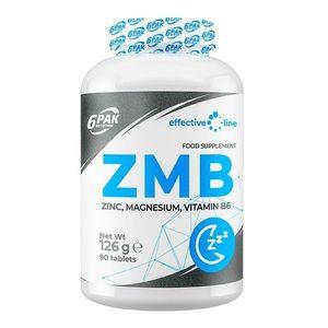 ZMB - 6PAK Nutrition 90 tbl. vyobraziť