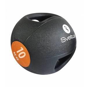 Sveltus Medicine Ball s úchopmi 10kg vyobraziť