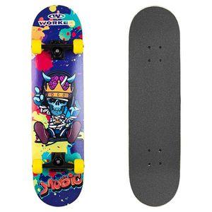 Skateboard WORKER Psypunk vyobraziť