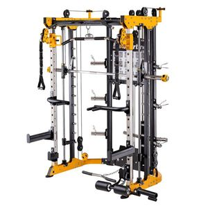 Fitness/Posilňovanie/Posilňovacie veže/Posilňovacie stojany/Posilňovacie klietky vyobraziť