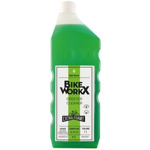 Bikeworkx GREENER CLEANER 1L - Univerzálny čistič vyobraziť