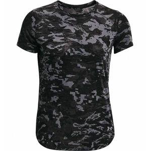 Dámske tričko Under Armour Breeze SS Black - L vyobraziť