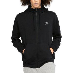 Mikina s kapucňou Nike M NSW CLUB HOODIE FZ BB vyobraziť