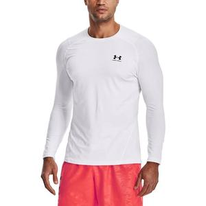 Under Armour HG ARMOUR LS - Pánske tričko s dlhým rukávom vyobraziť