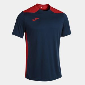 CHAMPIONSHIP VI SHORT SLEEVE T- SHIRT NAVY RED modrá-červená S vyobraziť