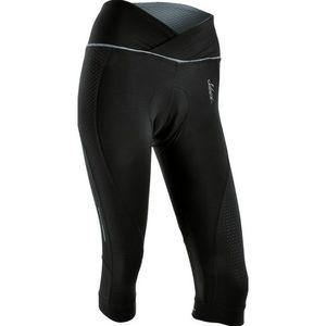 Dámske 3/4 cyklistické nohavice Silvini TINELLA WP1010 black vyobraziť