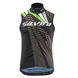 Pánska vesta Silvini TEAM MJ1404 black vyobraziť