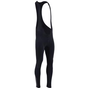 Pánske zimný cyklistické nohavice Silvini Maletto Pad MP1734 black vyobraziť