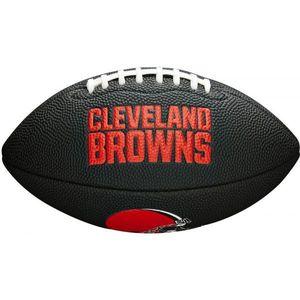 Wilson MINI NFL TEAM SOFT TOUCH FB BL - Mini lopta vyobraziť