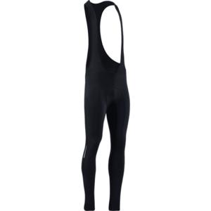 Pánske zimný cyklistické nohavice Silvini Rapone Pad MP1737 black vyobraziť
