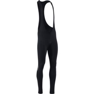 Pánske zimný cyklistické nohavice Silvini Rapone MP1736 black vyobraziť